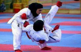 دو گیلانی در اردوی تیم ملی کاراته بانوان حضور یافتند