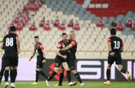 لیگ برتر فوتبال؛ خوشبختی با کاپیتان؛ پرسپولیس به رتبه سوم رسید