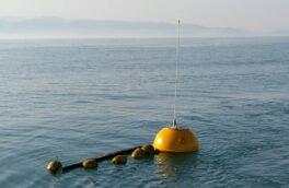 دستگاه بویه هواشناسی دریایی در بندر آستارا راهاندازی شد