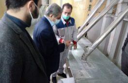 رییس سازمان صمت گیلان خبر داد: راه اندازی مجدد شرکت تولیدی آرد بوجار بعد از ۴ سال