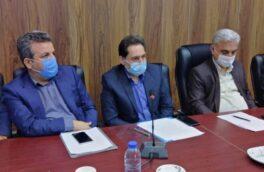 نشست شورای هماهنگی و رفاه استان در محل فرمانداری صومعه سرا