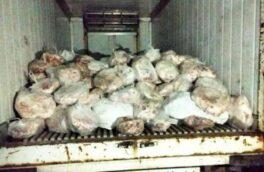 در تداوم نظارت تیم های بازرسی فرمانداری، صورت پذیرفت؛ کشف ۱۳۳۰ کیلوگرم گوشت فاسد در بازار رشت/حبس و جریمه در انتظار متخلفین