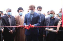 افتتاح سه پروژه تولیدی و گردشگری با حضور استاندار گیلان در شفت