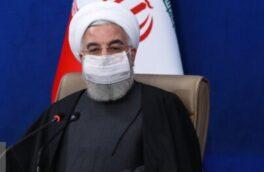 جلسه ستاد ملی مقابله با کرونا/ روحانی: همان روزی که متوجه ویروس شدیم، به مردم اعلام کردیم