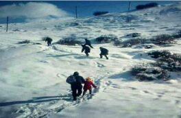 نمره گرفتن این دانش آموزان گیلانی به شرط کوهنوردی ! + عکس