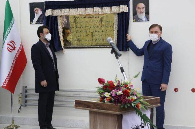 افتتاح چهار پروژه زیربنایی برق منطقه ای گیلان توسط وزیر نیرو و استاندار