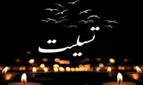 پیام تسلیت رییس بنیادحفظ ونشر آثار و ارزشهای دفاع مقدس در پی درگذشت سردار حقبین