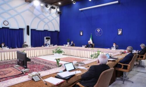 در جلسه هیات دولت به ریاست روحانی؛ میزان افزایش ضریب حقوق کارمندان و بازنشستگان در سال ۱۴۰۰ تعیین شد