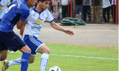 تیم های ملوان و چوکا در بازی های خارج از خانه به میدان می روند