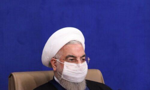 روحانی در جلسه هیات دولت: واکسن برای کل ملت رایگان است/ مردم به کسی که مانع رفع تحریم می شود، رای نمی دهند