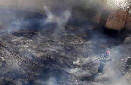 خانه خانواده آستارایی در آتش سوخت