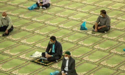 برگزاری نماز جمعه در شهرهای نارنجی گیلان با تصمیم کمیته شهرستانی است