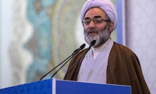 امام جمعه رشت: روز قدس فراتر از یک روز ملی بلکه مساله جهان اسلام است