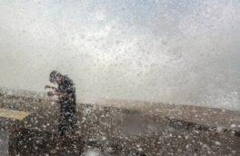 مدیرکل هواشناسی گیلان خبر داد؛ کاهش ۵ تا ۱۲ درجهای دمای گیلان/ باران و تگرگ میبارد