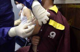 واکسیناسیون کرونا در گیلان به کارگران واحدهای صنعتی رسید